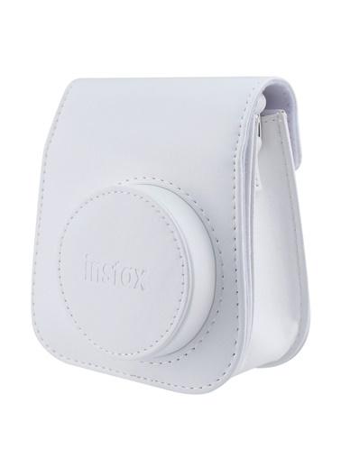 Fujifilm instax mini 11 Beyaz Deri Çanta Beyaz